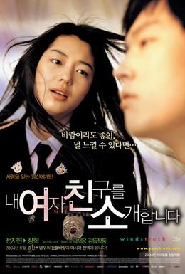 Постер фильма Порыв ветра (2004)