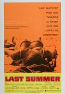 Последнее лето (1969)
