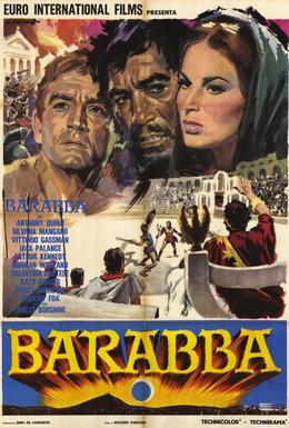 Постер фильма Разбойник Варавва (1961)