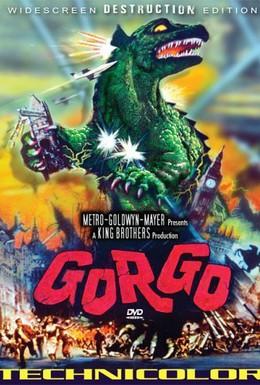 Постер фильма Горго (1961)