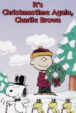 Постер фильма И снова время Рождества, Чарли Браун (1992)