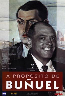 Постер фильма Кстати о Бунюэле (2000)