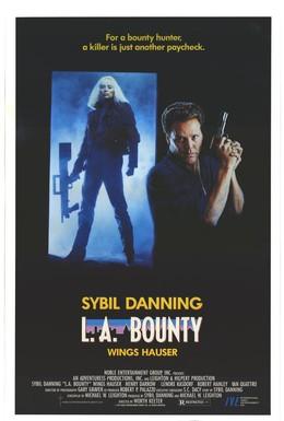 Постер фильма Сыщик из Лос-Анджелеса (1989)