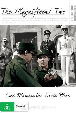 Постер фильма Великолепная пара (1967)