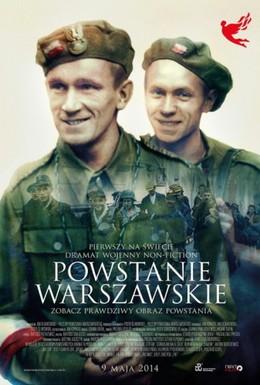 Постер фильма Варшавское восстание (2014)
