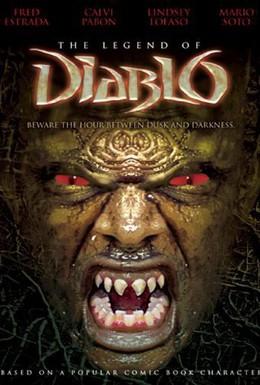Постер фильма Легенда о дьяволе (2003)
