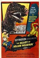 Чудовище пещерной горы (1956)