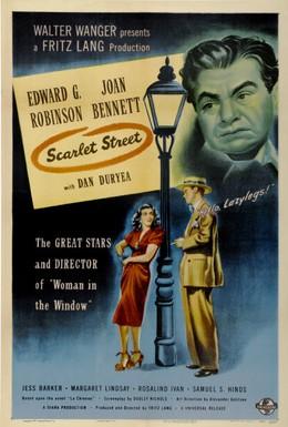 Постер фильма Улица греха (1945)