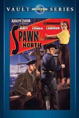 Постер фильма Порождение севера (1938)