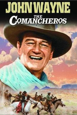 Постер фильма Команчерос (1961)