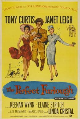 Постер фильма Идеальный отпуск (1958)