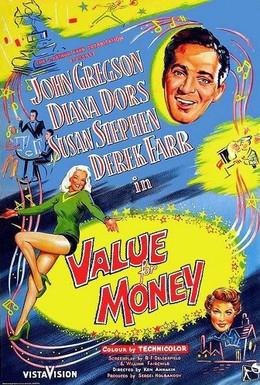 Постер фильма Цена денег (1955)