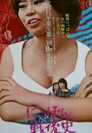 Послевоенная история Японии – жизнь хозяйки бара (1970)