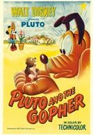 Плуто и суслик (1950)