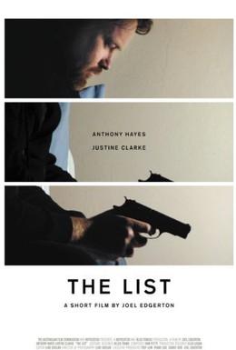 Постер фильма Список (2008)