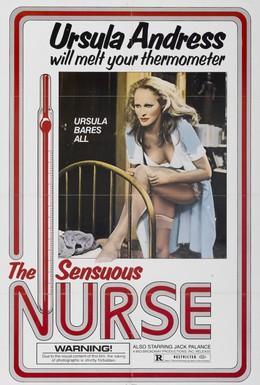Постер фильма Чувственная медсестра (1975)