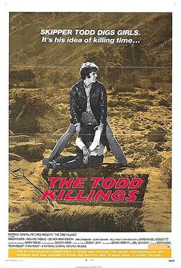 Постер фильма Убийства Тодда (1971)