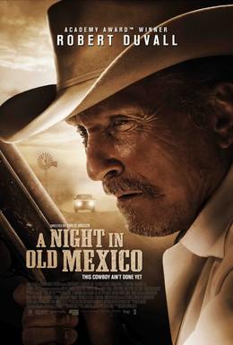 Постер фильма Ночь в старой Мексике (2013)