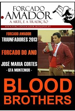 Постер фильма Братья по крови (2014)
