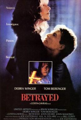 Постер фильма Преданный (1988)