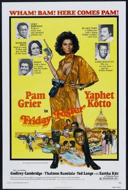 Постер фильма Пятница Фостер (1975)