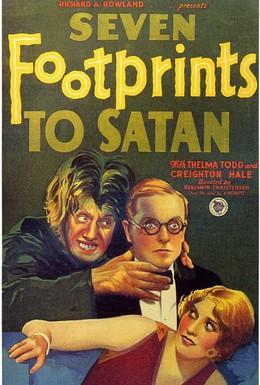 Постер фильма Семь ступеней к Сатане (1929)