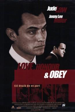 Постер фильма Лондонские псы (2000)