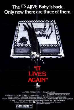 Постер фильма Оно живо снова (1978)