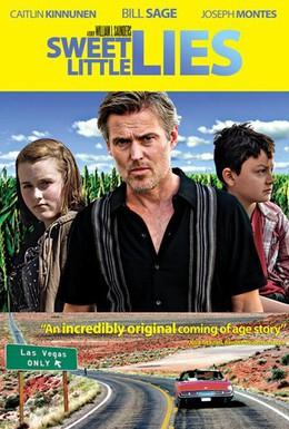 Постер фильма Маленькая ложь (2011)