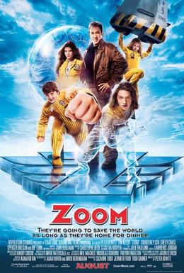Постер фильма Капитан Зум: Академия супергероев (2006)