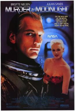 Постер фильма Убийство в лунном свете (1989)