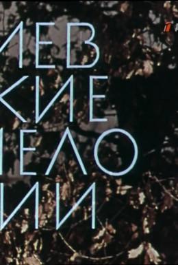 Постер фильма Киевские мелодии (1967)