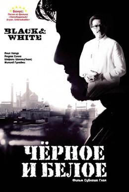 Постер фильма Черное и белое (2008)