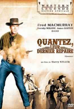 Постер фильма Куантес (1957)