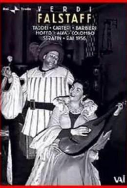 Постер фильма Фальстафф (1956)