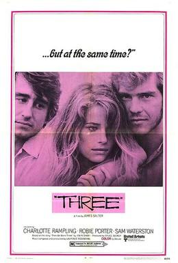 Постер фильма Три (1969)