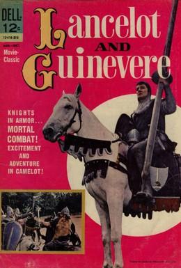 Постер фильма Ланселот и Гвиневера (1963)