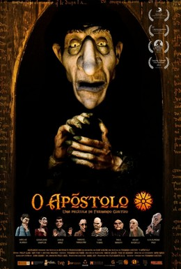 Постер фильма Апостол (2012)