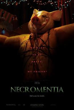 Постер фильма Некромантия (2009)