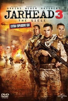 Постер фильма Морпехи 3: В осаде (2016)