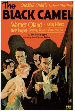 Постер фильма Черный верблюд (1931)