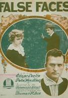 Ненастоящие лица (1919)