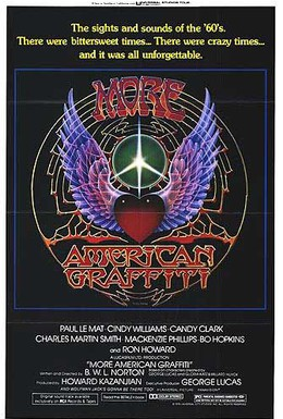 Постер фильма Новые американские граффити (1979)
