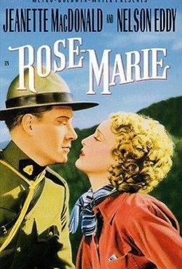 Постер фильма Роз Мари (1936)