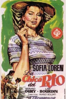 Постер фильма Женщина с реки (1954)