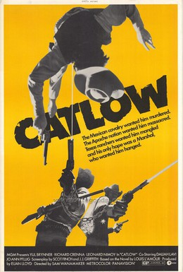 Постер фильма Кэтлоу (1971)