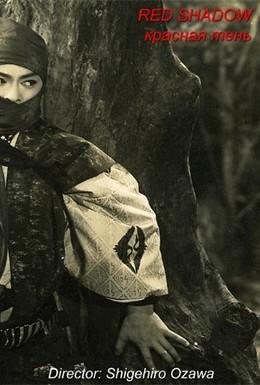Постер фильма Красная тень (1962)