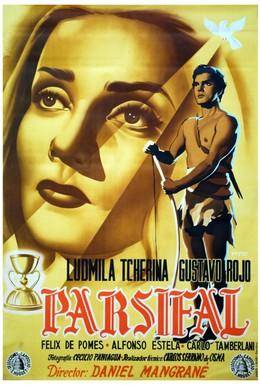 Постер фильма Парсифаль (1951)