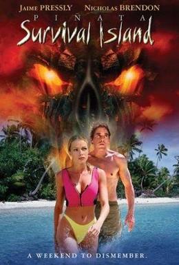 Постер фильма Пиньята: Остров демона (2002)