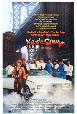 Постер фильма Конфликт путей (1985)